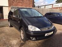 FORD GALAXY ZTEC 2005 AUTOMATIC FULL SERVICE HISTORY