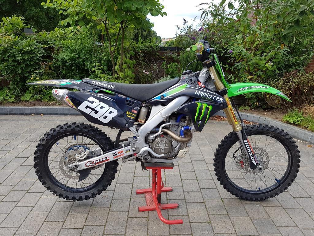 Kawasaki Kx  Sprocket
