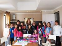 English Summer camp Bulgaria - internships - 23 July - 19 August