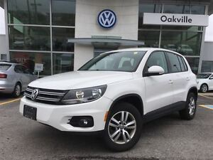 2013 Volkswagen Tiguan AWD/ALLOYS/BLUETOOTH/1 OWNER!