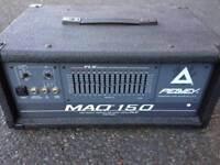 Peavey Maq 150 PA floor monitor amp / bass