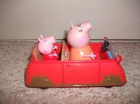 Peppa Pig Muddy Car