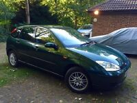 Ford Focus 1.6 i 16v LX 5 door - Automatic - Very Low Mileage - Excellent Runner - Great Condition