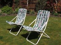 Sun chairs for sale