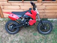 50cc Mini Moto Dirtbike Fully Running