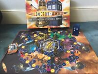Interactive electronic Dr Who game
