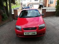 Chevrolet KALOS - Great First Car - Great Condition