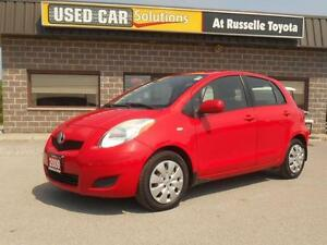 2009 Toyota Yaris Liftback 5-Door Manual