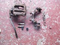 bmw z3 2.8 widebody n/s/r brake caliper etc