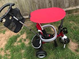 Avigo Smart Trike red 10 Months to 3 years