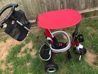 Avigo Smart Trike red 10 Months to 3 years