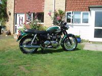 Triumph Bonneville 865cc 2008/58