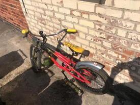 BART Simpson chopper bike