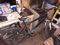 kona shred bike