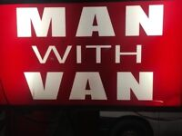 Man With Van Services **** ARCTIC COMMERCIALS ****