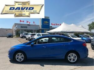 2017 Chevrolet Cruze LT/ REMOTE START/ SUNROOF/ REAR CAM!!