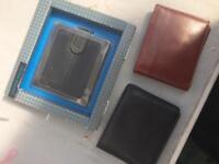 Male wallets