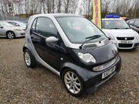 2007 Smart Fortwo 0.7 City Passion 3dr / Finance Available / Year MOT !