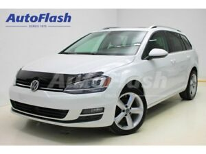 2015 Volkswagen Golf Highline TDI Diesel *Navigation *Camera * F