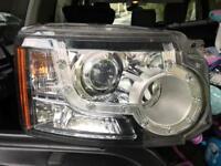 Land Rover discovery 4 xenon headlights