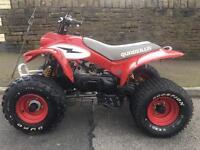 Quadzilla smc 100 quad 2 Stroke SHEPYSBIKES £450