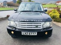 Range Rover Facelift TD6 HSE (4X4 JEEP - FULL SERVICE HISTORY - LOW TAX BAND)