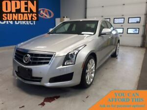 2013 Cadillac ATS 2.0t! AWD! NAVI! LEATHER! FINANCE NOW!