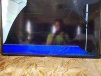 Sharp lc-40cfe6242e Broken Screen