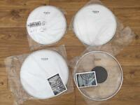Brand New Code Drum Heads