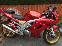 2004 sv 1000