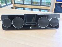 Logitec portable speaker for mobile phone