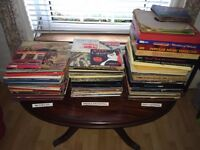 VINYL / SHELLAC LPs & ALBUM SETS - MILITARY BANDS, BRASS BANDS, ORCHESTRAL, EASY-LISTENING ETC