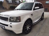 Range Rover sport 2.7 diesel MOT very good condition only £300 road tax for year