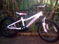 Saracen Spice Girls Bike