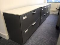 3 x Filing Cabinets