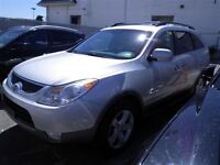 2008 Hyundai Veracruz Limited|Seven rider| Leather|Sunroof