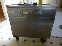 CATERING COMMERCIAL HOT CUPBOARD