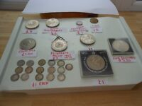 VARIOUS OLD COINS