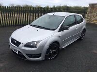 2007 07 FORD FOCUS ST-3 3 DOOR HATCHBACK - *ONLY 70,000 MILES* - 6 SPEED MANUAL - *APRIL 2018 M.O.T*