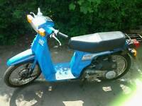 Honda Sh50 city express