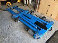 AUtec AL- 2006 electric hydraulic car lift