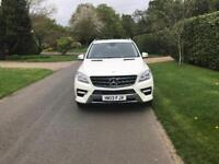 Mercedes Ml350d BLUETEC AMG