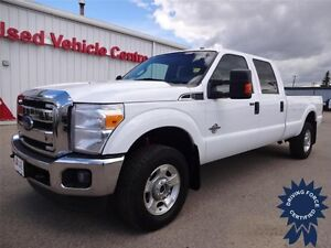 2016 Ford Super Duty F-350 SRW XLT Crew Cab 4x4 - 36,941 KMs