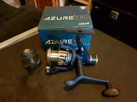 Avanti Azure fixed spool reel
