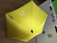Bugaboo yellow parasol BRAND NEW