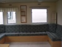Willerby Jubilee FREE DELIVERY 30x10 2bedrooms 2bathrooms Scotlands largest choice static caravans