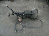 type 9 5 speed gear box pinto
