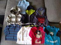 Baby boys bundle clothes 3 - 6 months