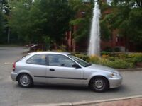 Honda Civic For Spares or Repairs