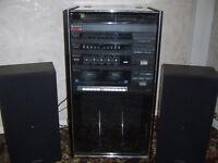 VINTAGE RARE HITACHI T50 Hi-Fi SYSTEM